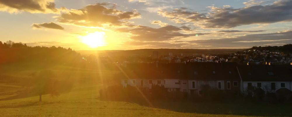 Kritik - Sonnenuntergang
