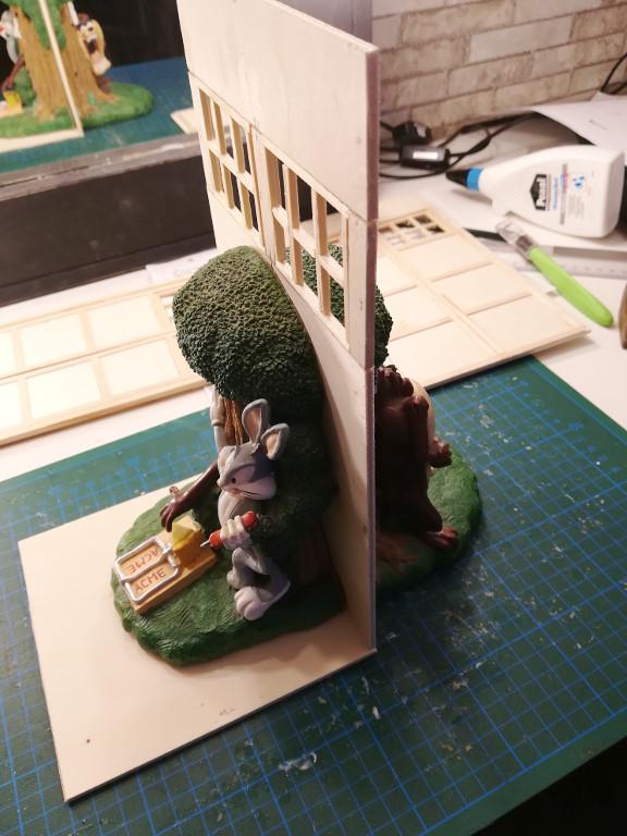 DIY Mini TARDIS - Teil 3.1